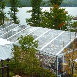 Premium Frame Tents Manufacturer
