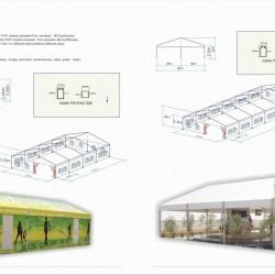 Frame Tents Manufacturer