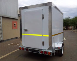 Mobile Chiller for sale