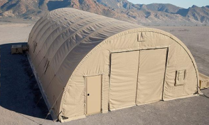 Canvas Arch Frame Tents